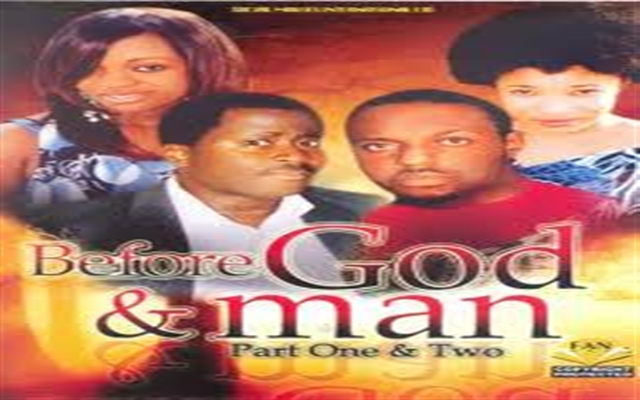 before God and man