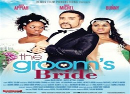 the groom's bride