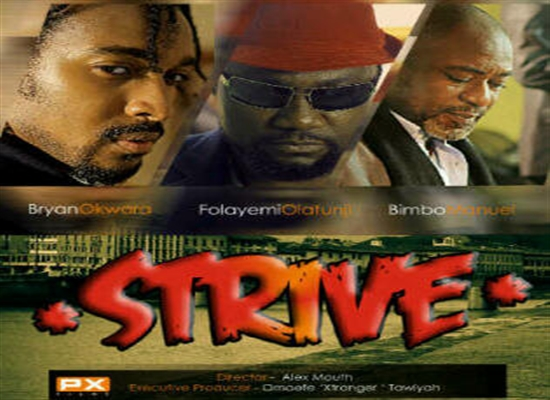 the strive