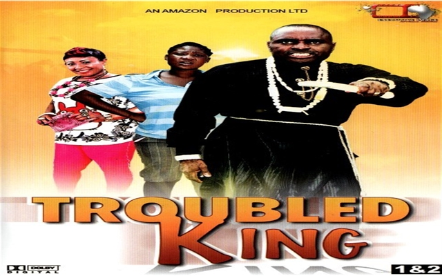 troubled king