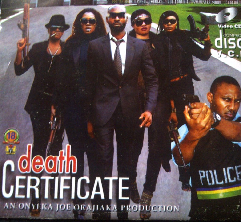 Death Certificate Nollywood Reinvented