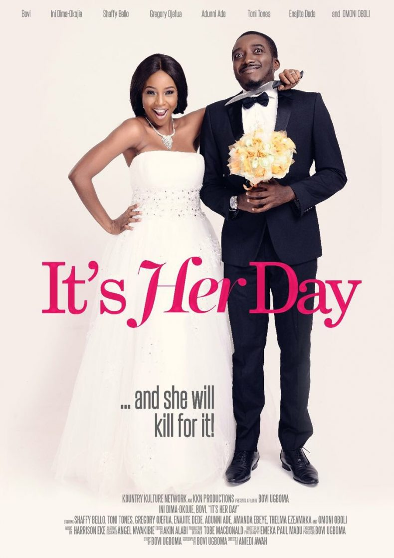 It's Her Day | Nollywood REinvented