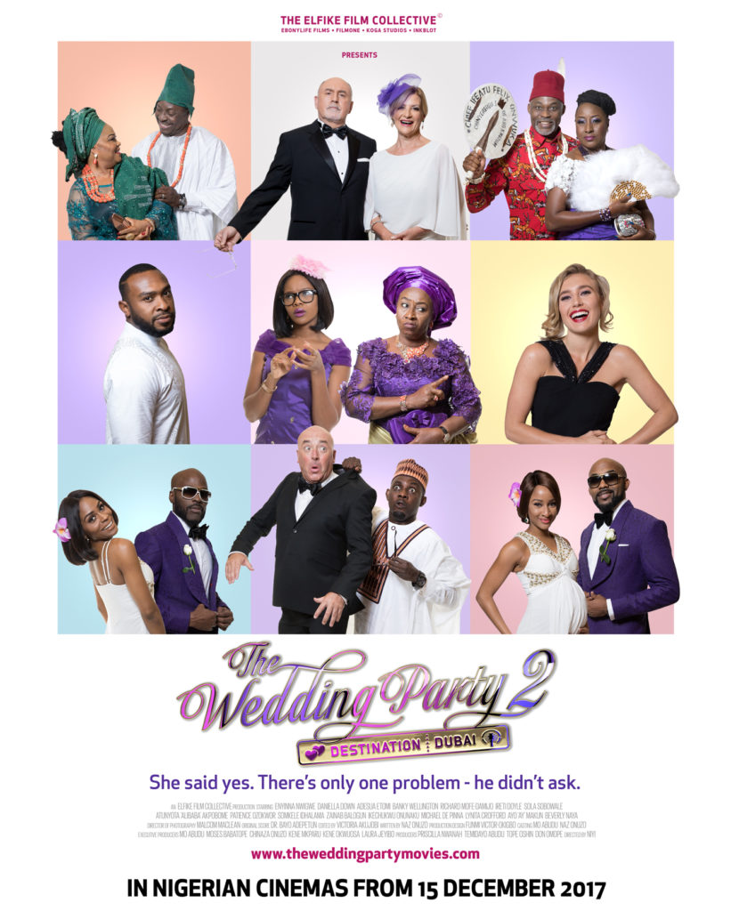 The Wedding Party 2 | Nollywood REinvented