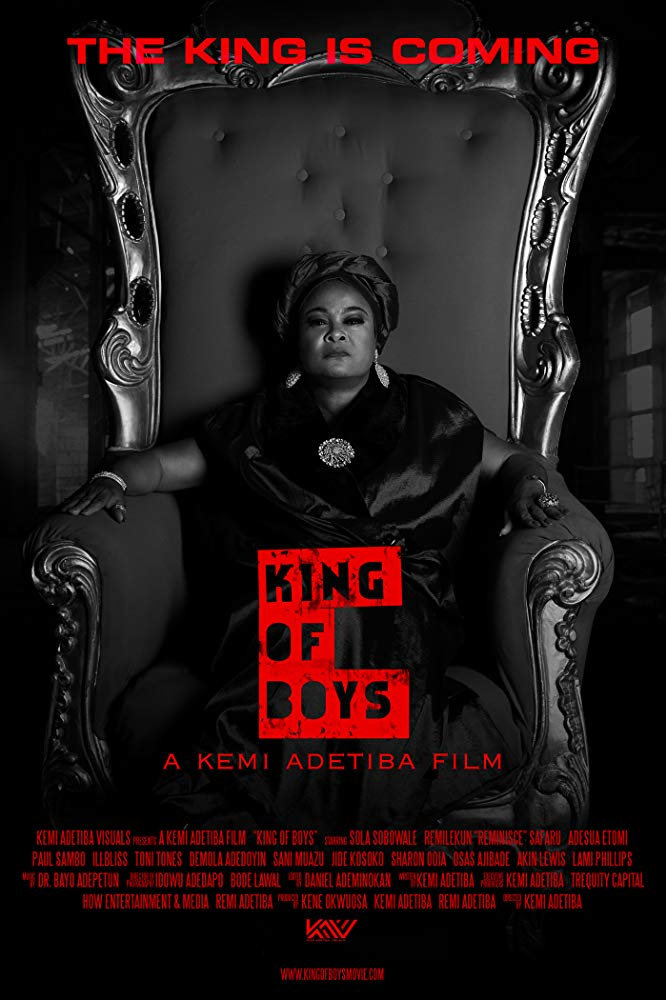 Image result for King Of Boys Movie Review| Kemi Adetiba Has Started A Revolution & We Are Here For This.