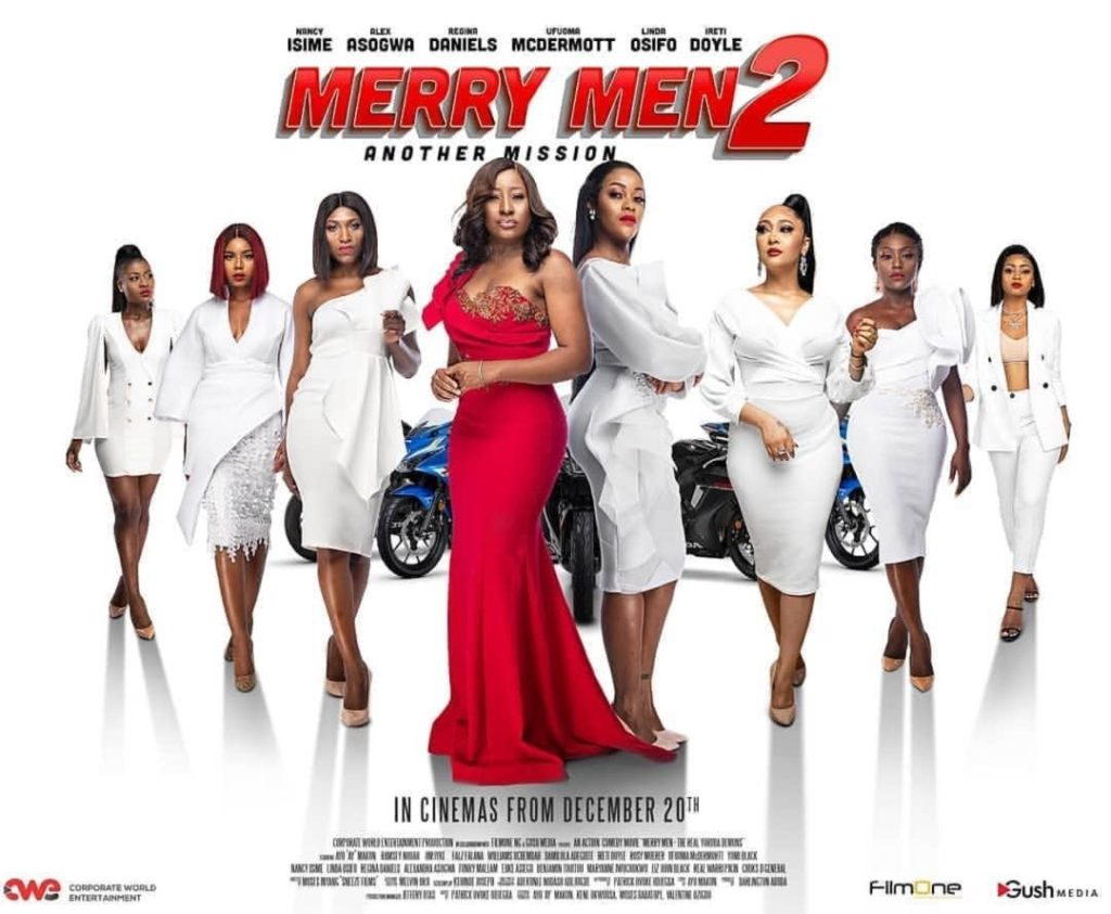 Merry Men 2 - Another Mission   Nollywood Reinvented