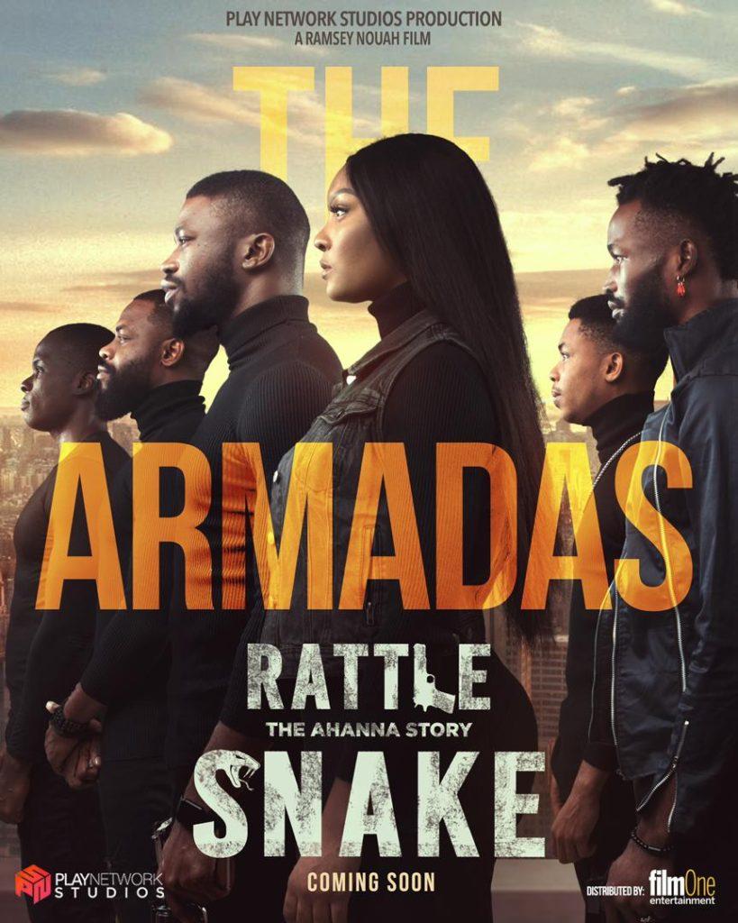 Rattle Snake; The Ahanna Story